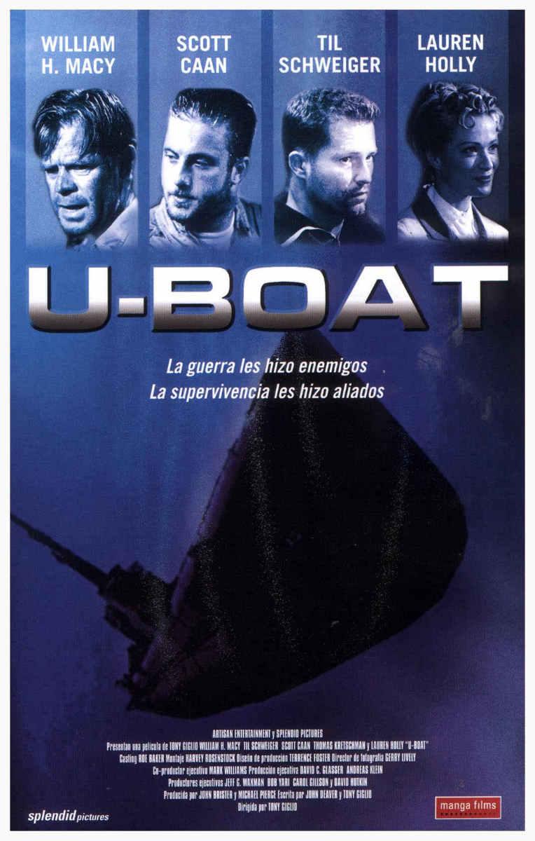 Промо-фотографии и постеры к фильму U-429: Подводная тюрьма с ...
